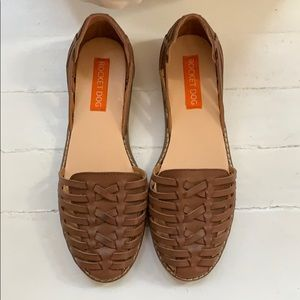 NWOT Rocket Dog Basketweave Sandals
